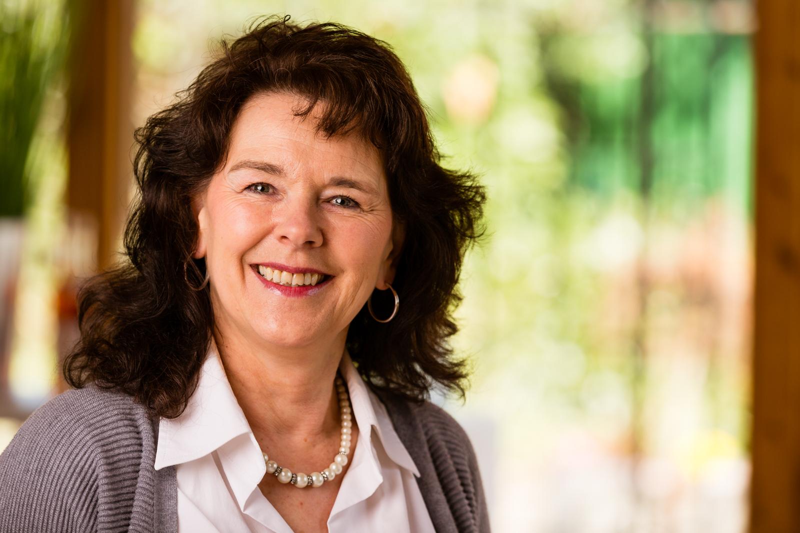 Portrait von Lydia Meuter