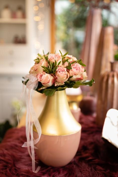 Brautstrauss rosa Jüchen